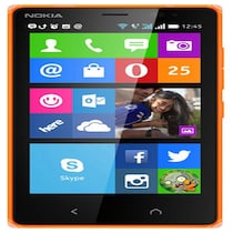 Nokia X2 Dual Sim (Bright Orange)