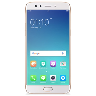 Oppo F3 Plus (64GB, Gold)