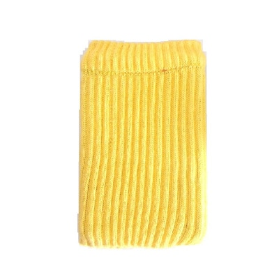 Pouch For Intex Aqua Glory (Yellow)