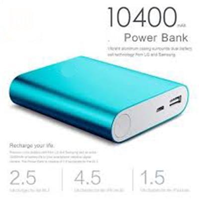 Probeatz 10400 mAh Power Bank Blue