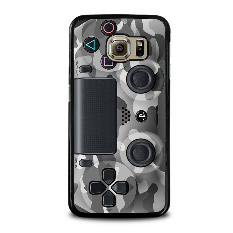 PS4 CONTROLLER PLAYSTATION Samsung Galaxy S6 S7 Edge S8 S9 S10 Plus Note Case