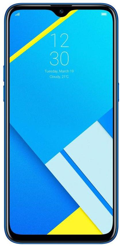Realme C2 3 GB 32 GB (Diamond Blue)