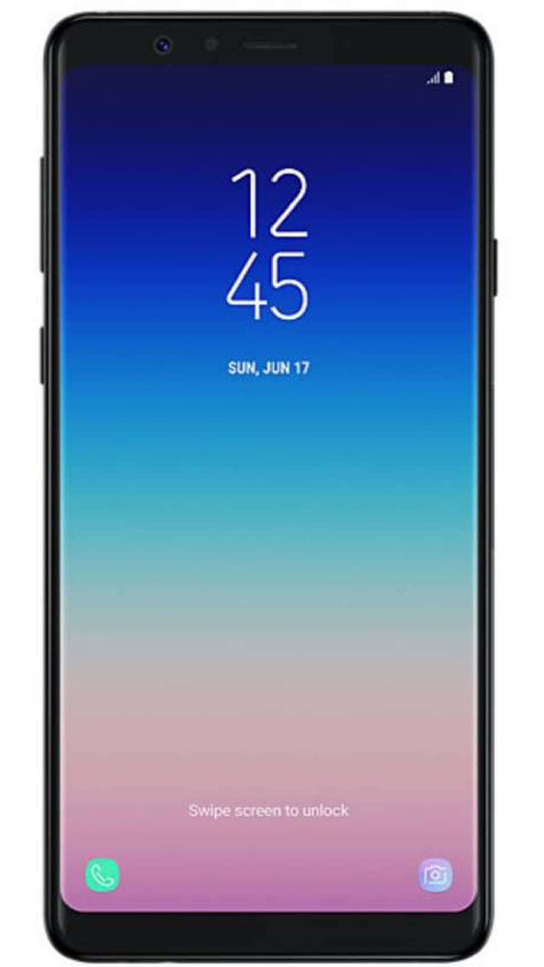 Samsung Galaxy A8 Star 64 GB (Black)