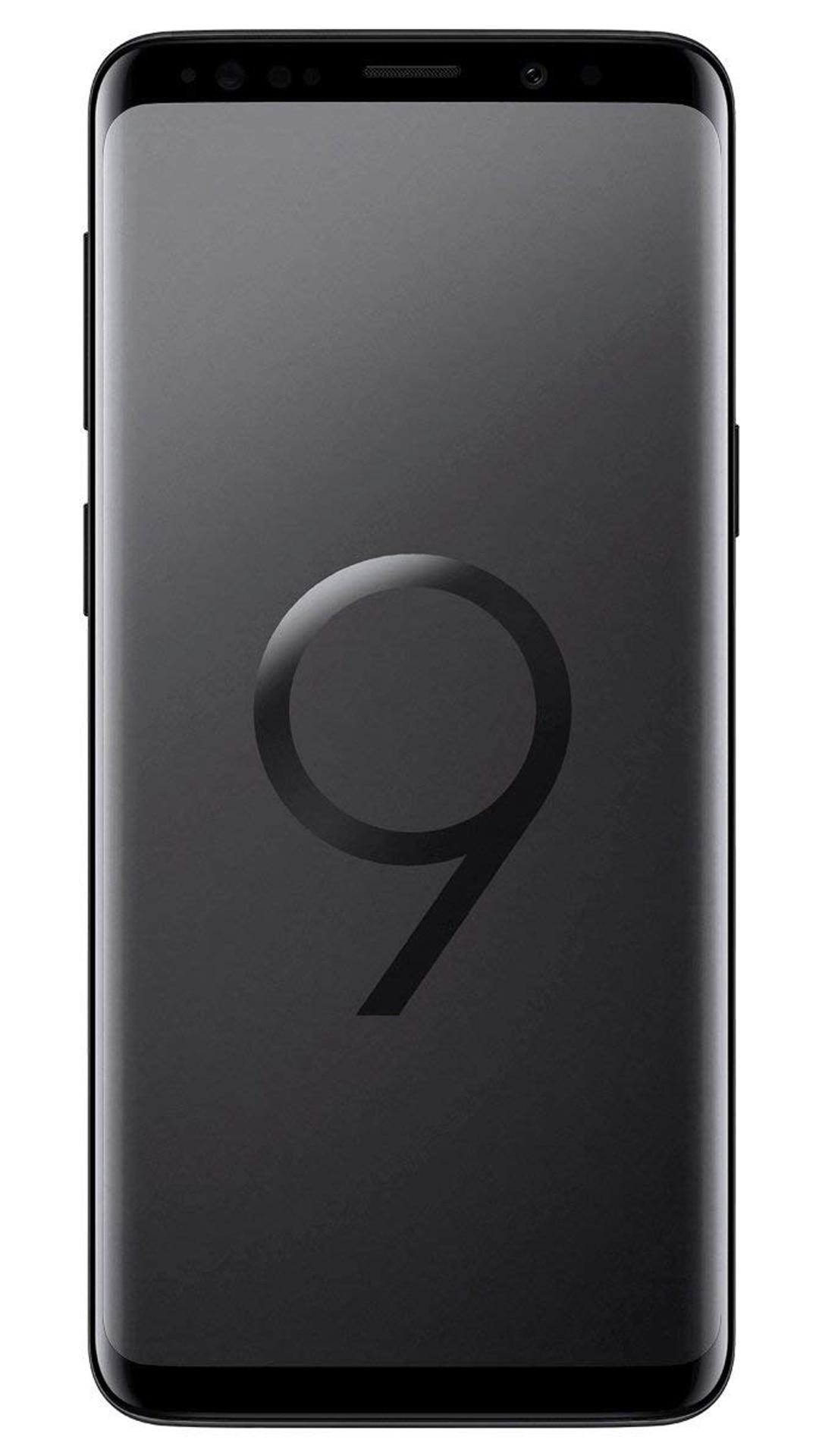 Samsung Galaxy S9 Plus 6 GB|64 GB Midnight Black