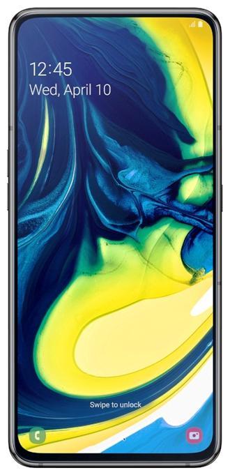 Samsung Galaxy A80 8 GB 128 GB (Black)