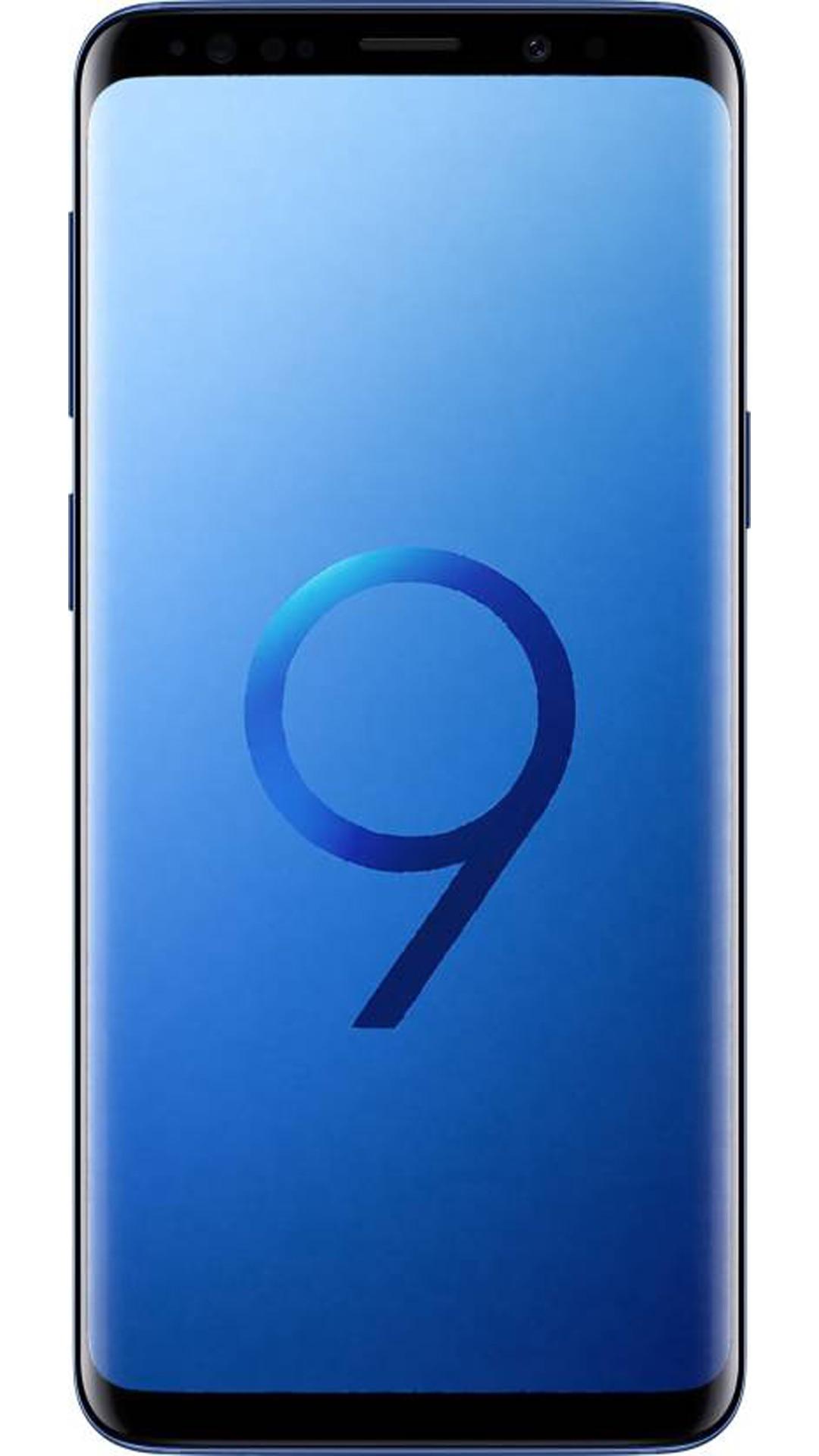 Samsung Galaxy S9 Plus 6 GB|64 GB Coral Blue