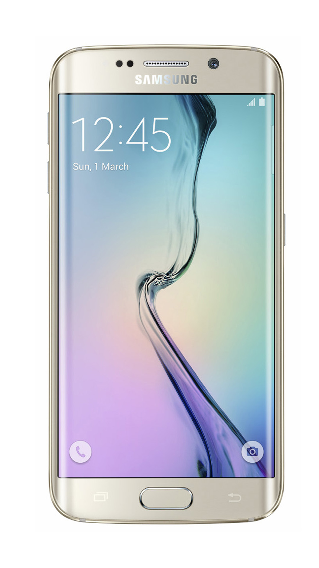 Samsung Galaxy S6 Edge 64 GB (Gold Platinum)