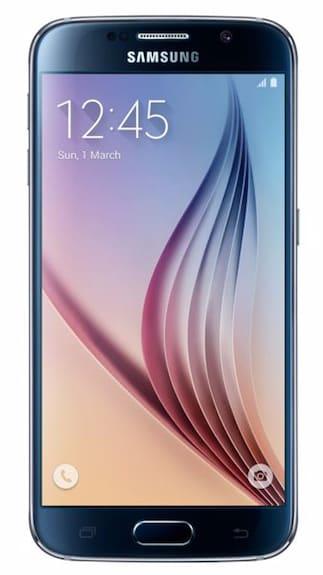 Samsung Galaxy S6 32 GB (Black Sapphire) low price