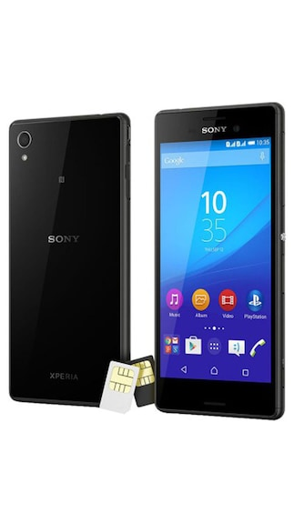 Sony Xperia M4 Aqua Dual 16 GB (Black) Rs 14619 From Paytm