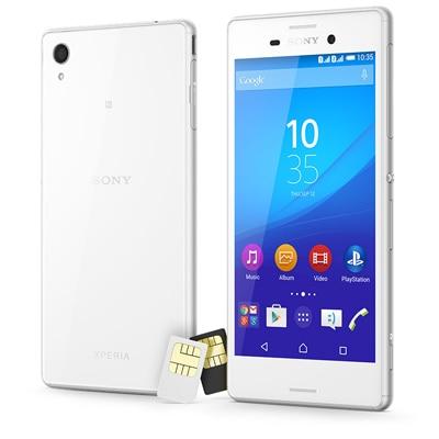Sony Xperia Aqua M4 (White)