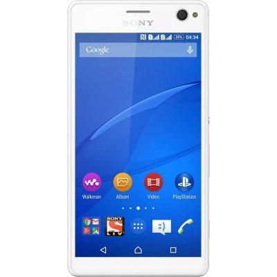 Sony Xperia C4 Dual SIM (White)