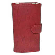 TOTTA Flip Cover For Byond B66 (Red)