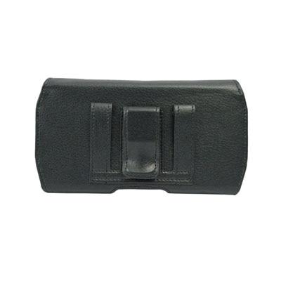 Totta Pouch Case For Celkon A119Q Signature HD (Black)