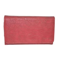 Totta Wallet Case Cover For Byond B66 (Red)