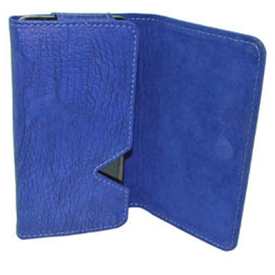 Totta Wallet Case Cover For Celkon A119Q Signature HD (Blue)