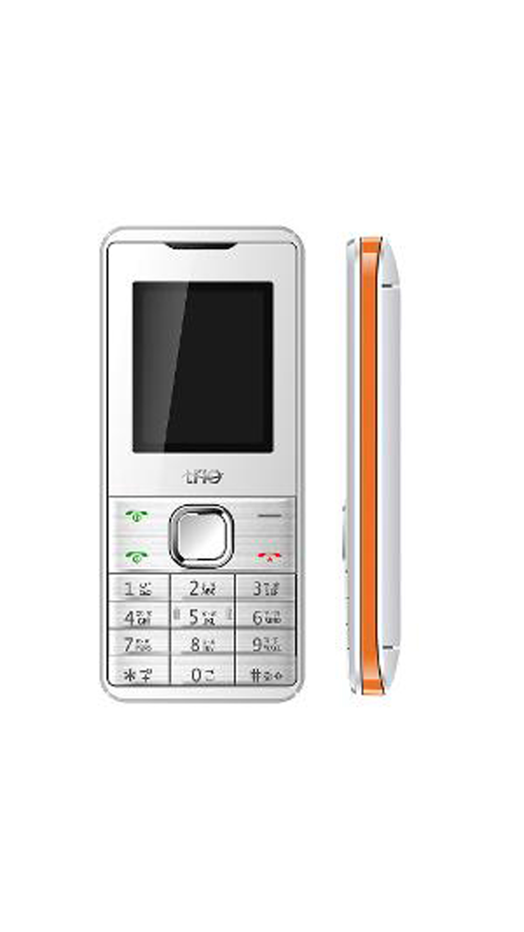 Trio T2020N (White & Orange)