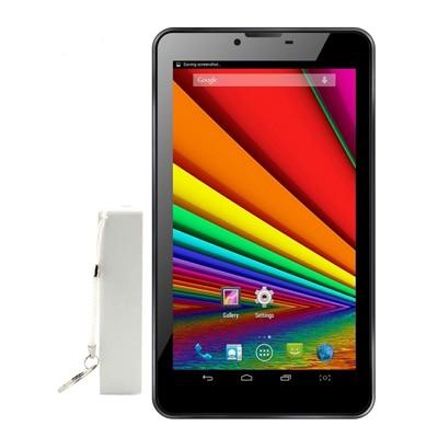 UNI N1 8 GB Tablet (Black) With 2000mAh Powerbank