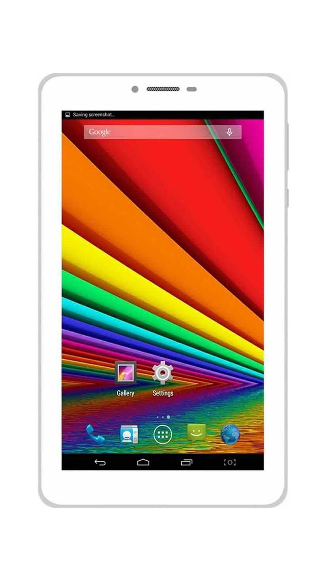 UNI N2 Tablet 4 GB (White & Silver) Paytm Mall Rs. 2669