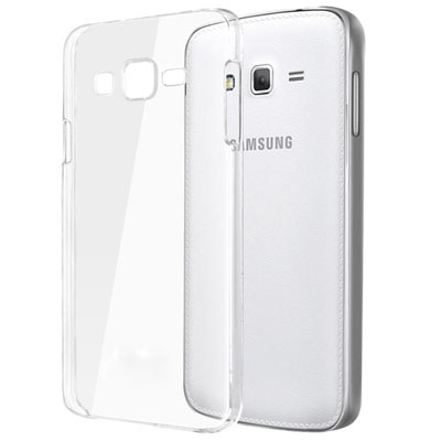 VCraft Back Cover For Samsung Galaxy Note 2  Transparent  available at Paytm for Rs.99