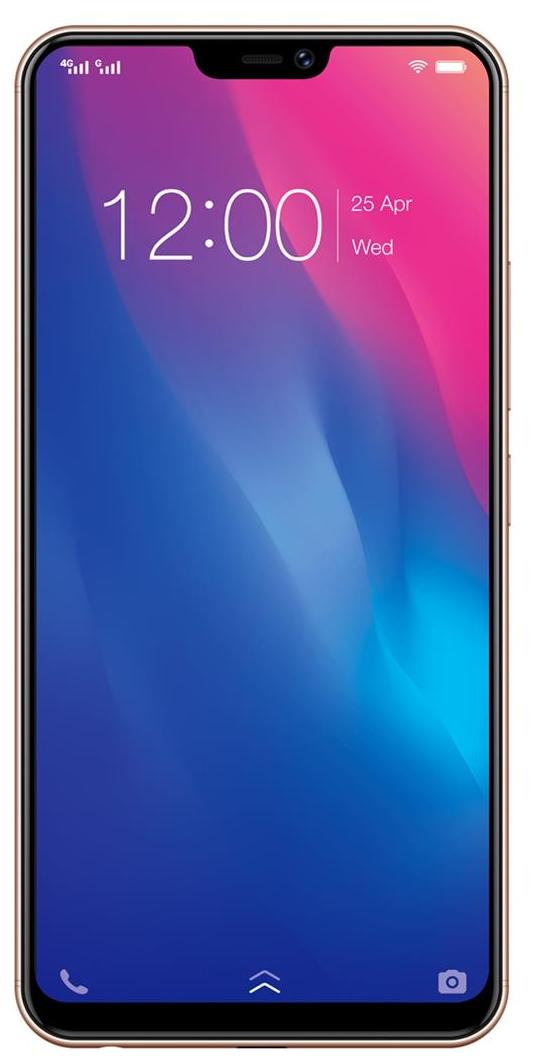 Vivo V9 Youth 32 GB Gold