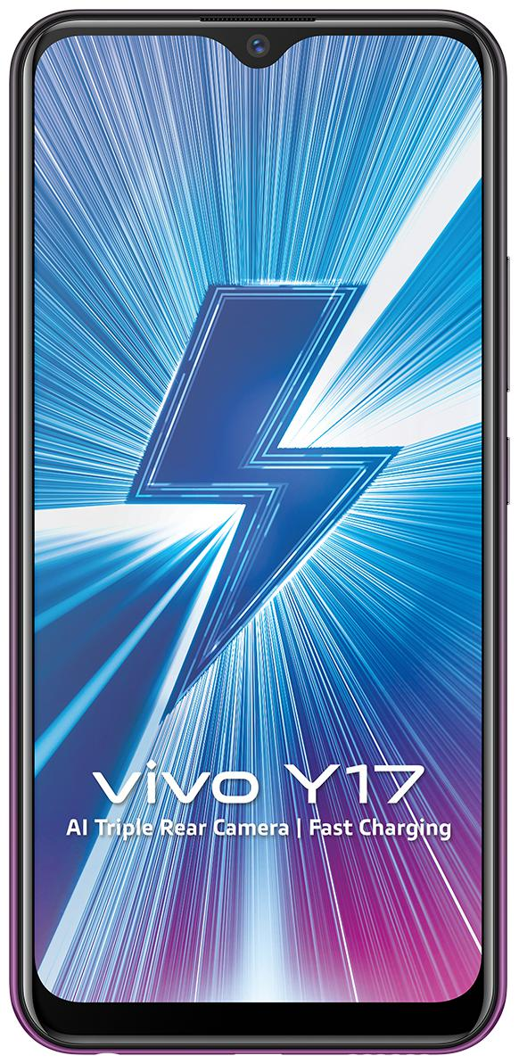 Vivo Y17 4 GB 128 GB Mystic Purple