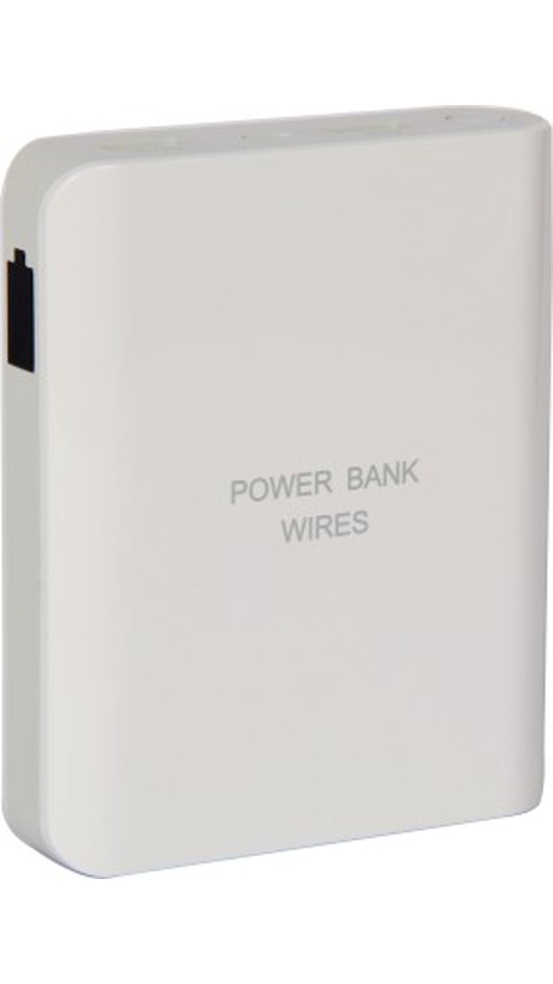 Wires AL-202 10000mAh Power Bank