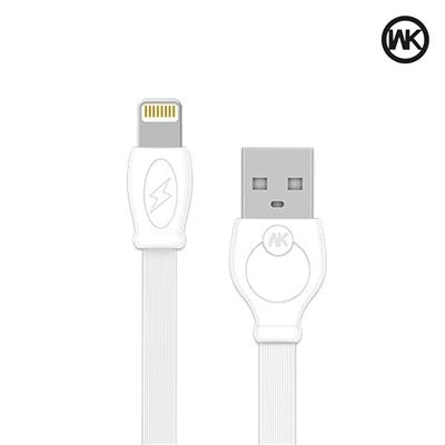 WK Super Fast0.97 m (3.2 ft) Lightning Cable for iPhone 7 / 7 Plus / 6s Plus / 6s / 6 Plus/ 6 / 5s / 5c / 5 / iPad Pro / iPad Air / iPad Air 2 / iPad mini, Super fast charging up to 1.2Amps