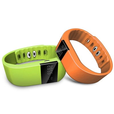 TIMBER FITWRIST SMART FITNESS BAND ( ASSORTED)
