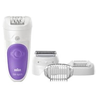 Braun Silk-Pil 5 5-541 Wet & Dry Cordless Epilator