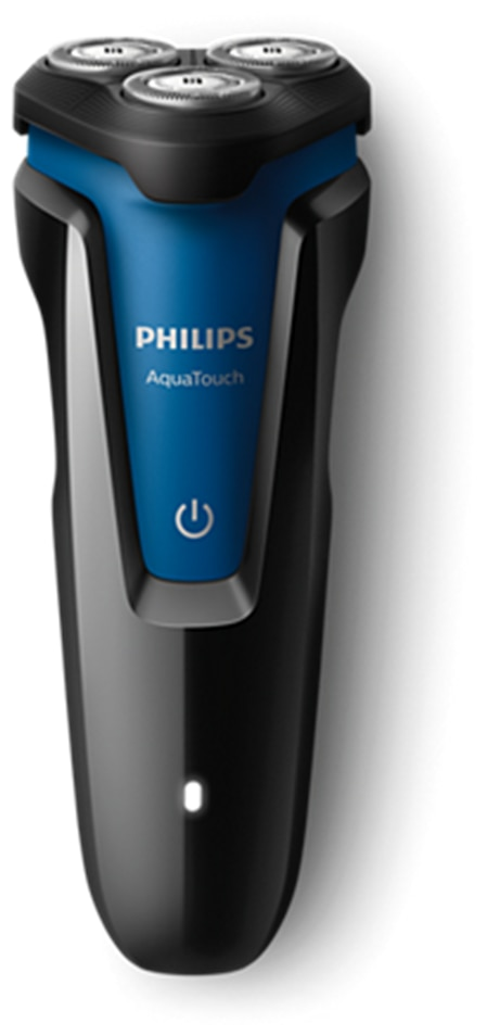 Philips Aquatouch S1030 Wet and Dry Electric Shaver Men (Black)