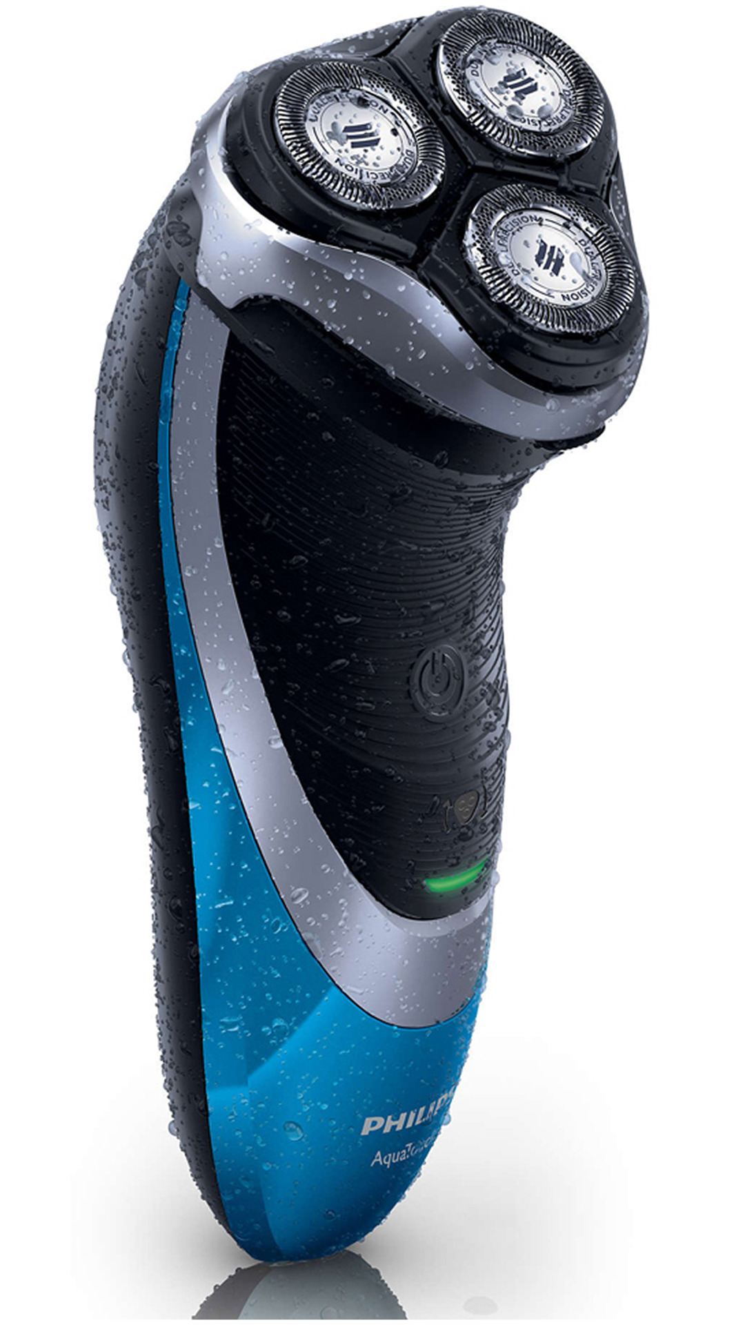 Philips AT890/16 Shaver For Men (Blue & Black)