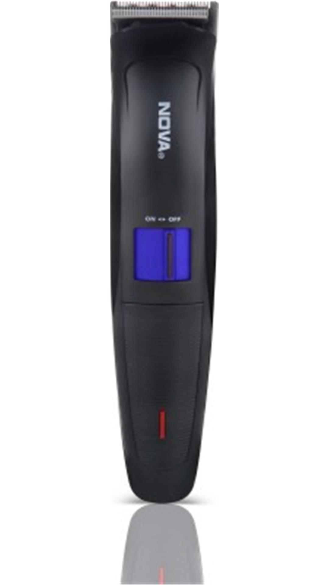 Nova Skin Friendly Precision NHT 5001 Trimmer For Men (Black)