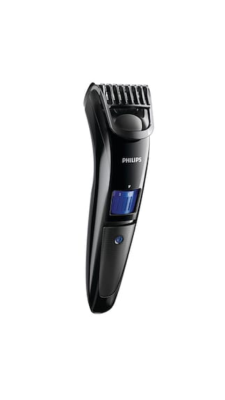 buy philips bt3200 15 beard trimmer for men black online at low prices in india. Black Bedroom Furniture Sets. Home Design Ideas