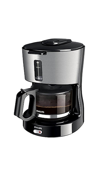 Buy Philips HD 7450/00 6 Cups Espresso Maker (Black & Metal) Online at Low Prices in India ...