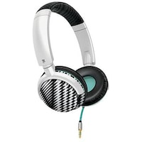 Philips SHO8800 Headphone (BLACK & WHITE)