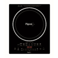 Pigeon Rapido Anti Skid 2100 W Induction Cooktop (Black)