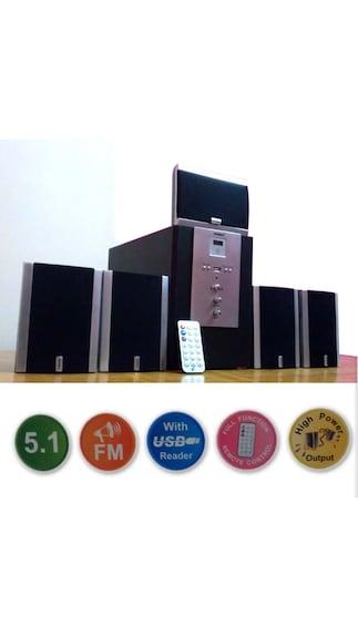 Promax IT 5060 5.1 Multimedia Speaker