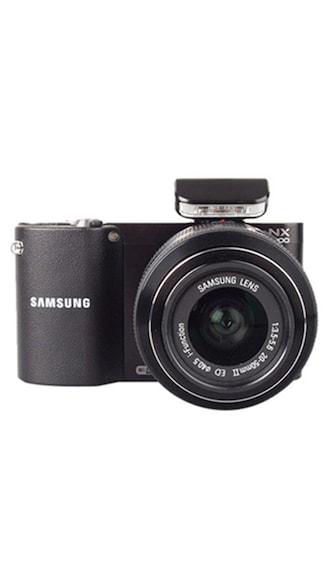 Samsung-NX1000-(with-20-50mm-Lens-Kit)-Mirrorless-Camera