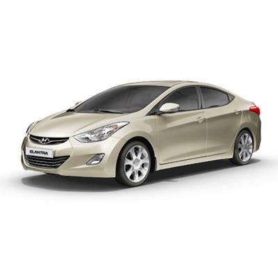 Hyundai Elantra CRDi S Diesel Bronze