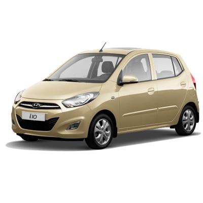 Hyundai i10 Sportz 1.1L Petrol Metallic Silky Beige