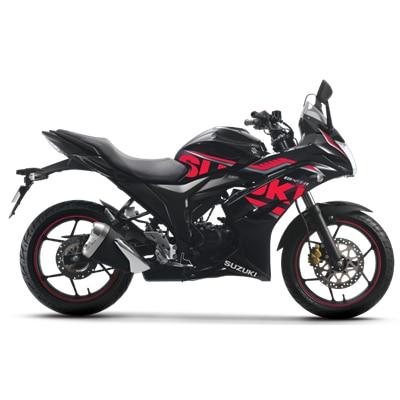 Suzuki Gixxer SF (2017 Edition)