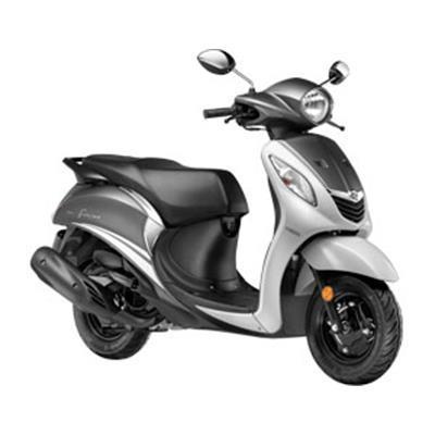 Yamaha Fascino Standard (EX-Showroom Price)