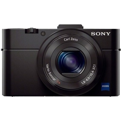 Sony DSC-RX100 II 20.2 MP High Zoom Point & Shoot Camera (Black)...
