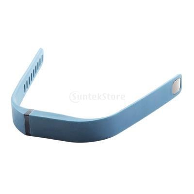 Magideal Adjustable Watch Strap Wristwatch Bands Wristband For Fitbit Flex Cyan Paytm Mall Rs. 44