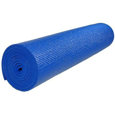 Anti Skid Yoga Mat 4Mm Thick Washable Fitness Exercise Imported...