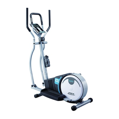 BH Fitness 233N Eliptical Trainer-Black And Grey