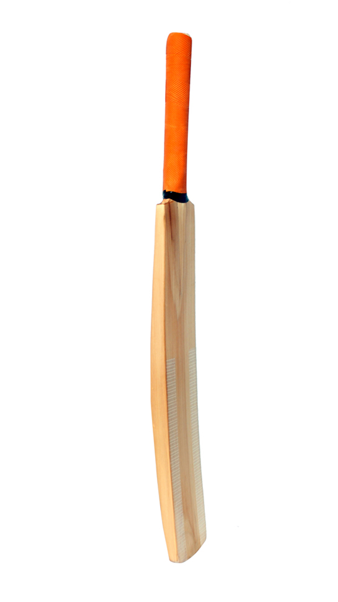 CSM Plain Dragon Himachal Willow Tennis Ball Cricket Bat with Short Handle