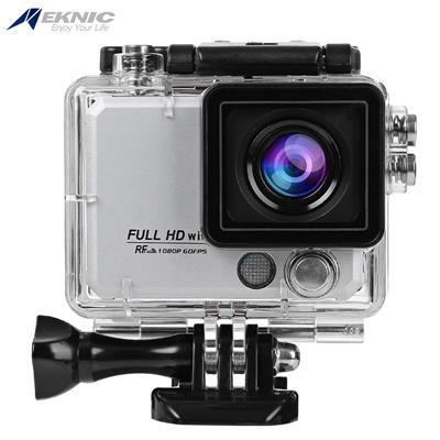 EKNIC X5 4K WiFi Action 170 Degree Full HD Sports Camera with Remote Controller