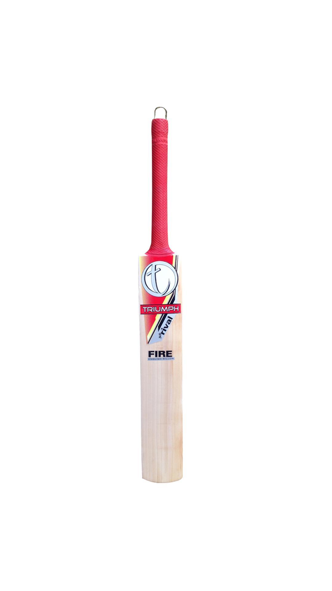 Fire Cricket Bat English Willow Size - 6