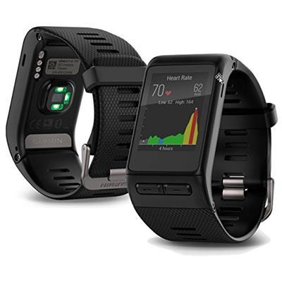 Garmin vivoactive HR Smart Watch (Black)